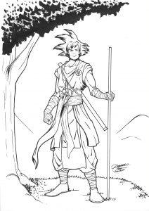 Goku - tradicional